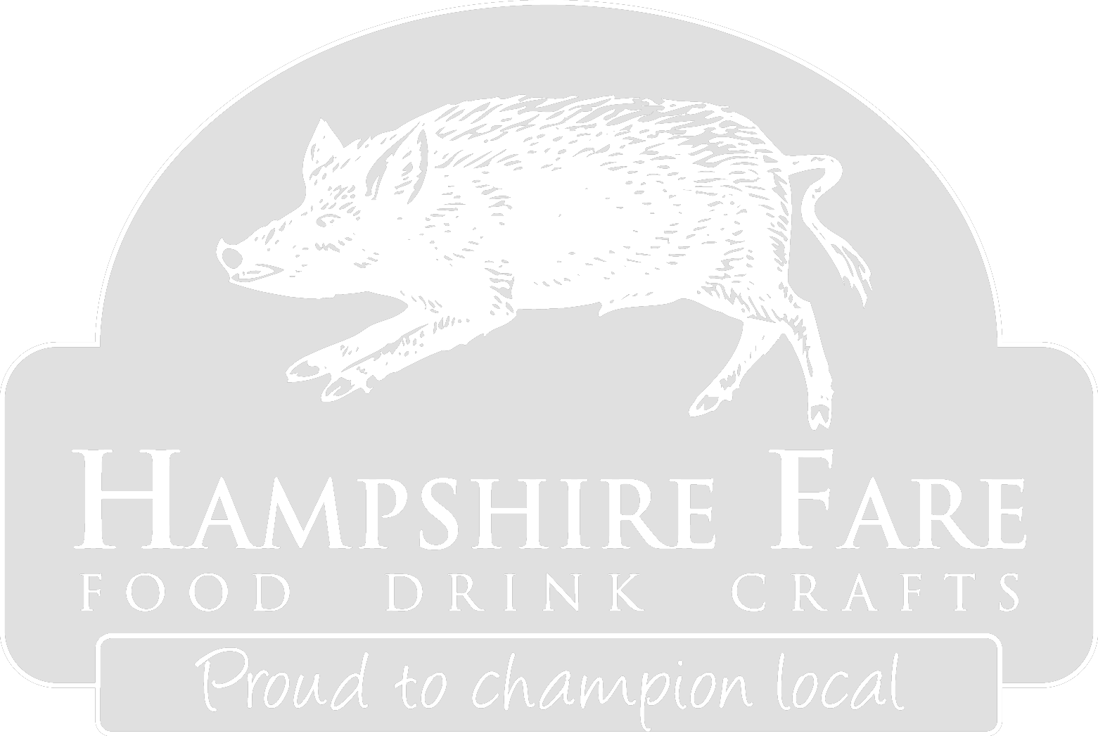Hampshire Fare logo